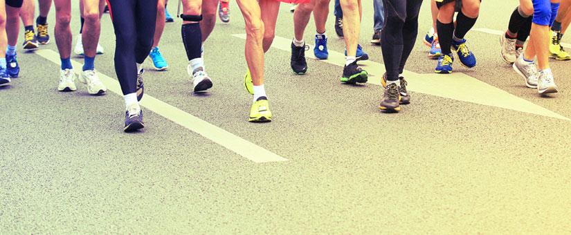 Maratonas pelo Brasil e pelo mundo